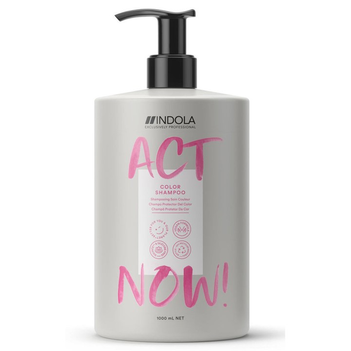 Act Now Color Shampoo 1000ml