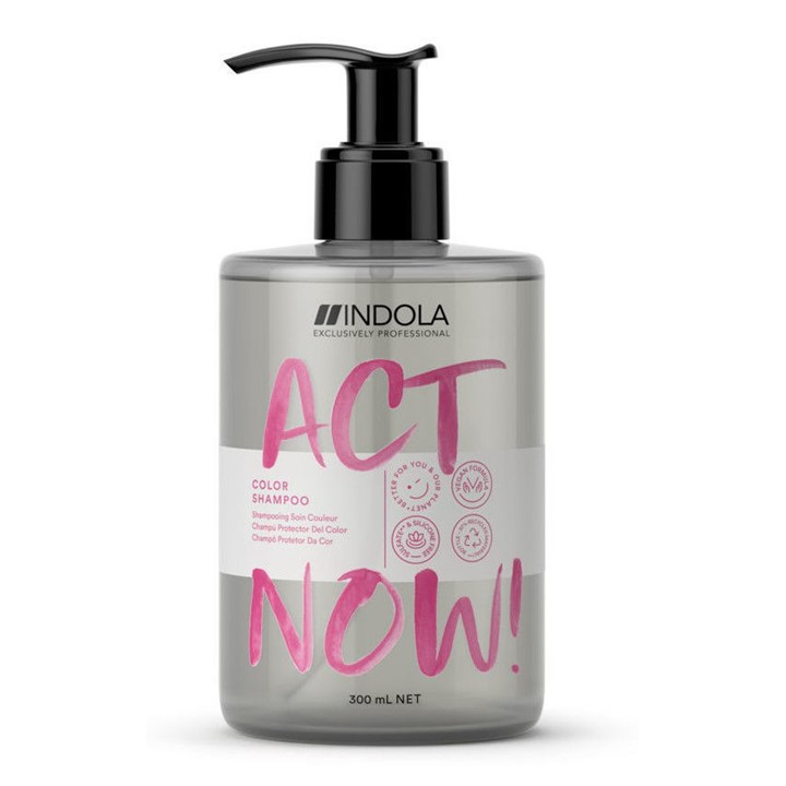 Act Now Color Shampoo 300ml
