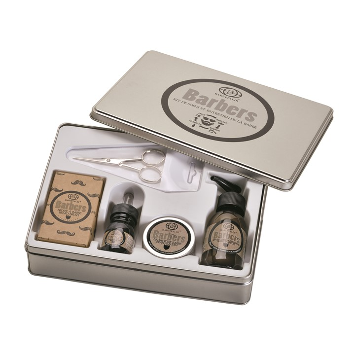 Baruffaldi Barbers Beard Gift Box